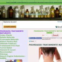 Psoriazis - tratamente naturiste (Psoriasis - natural treatments)