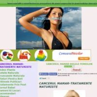 cancerul mamar-tratamente naturiste - breast cancer-natural treatments