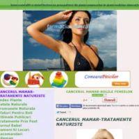 cancerul mamar-tratamente naturiste - breast cancer-natural treatments