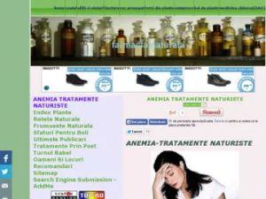 anemia tratamente naturiste