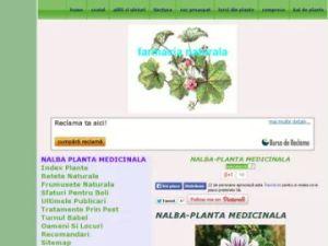 nalba planta medicinala