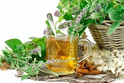 Sage-Natural treatments