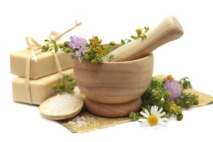 baile cu plante medicinale