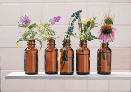 Herbal Tinctures