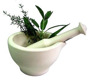 terciul din plante medicinale-herbal paste