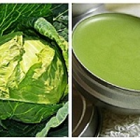 tratamente naturiste cu varza-natural treatments with cabbage