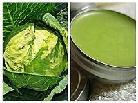 tratamente naturiste cu varza-natural treatments with cabbage